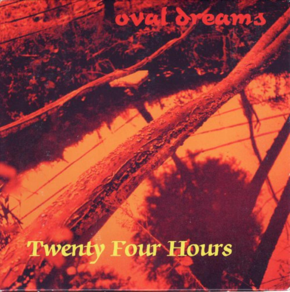 Oval Dreams by TWENTY FOUR HOURS album cover