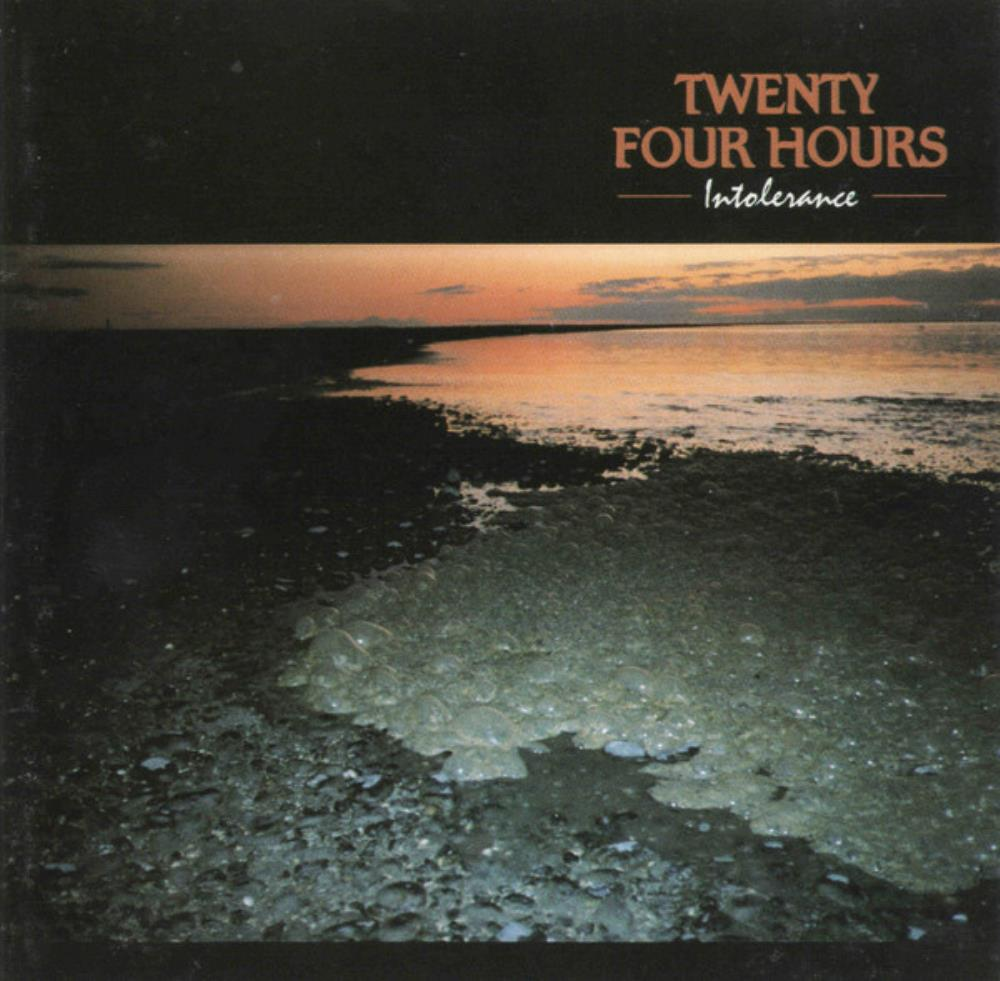 Intolerance by TWENTY FOUR HOURS album cover