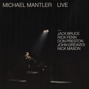 Live by MANTLER, MICHAEL album cover