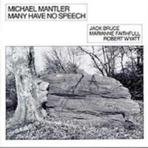 Michael Mantler Many Have No Speech album cover