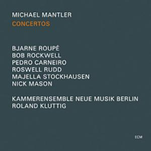 Michael Mantler Concertos album cover