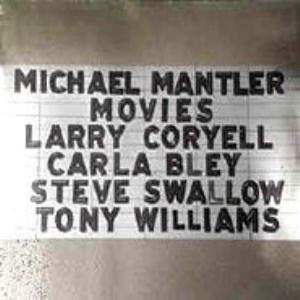 Movies by MANTLER, MICHAEL album cover