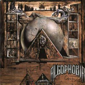 Algophobia by ALGOPHOBIA album cover