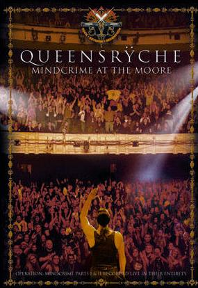 Queensrÿche Mindcrime at The Moore album cover