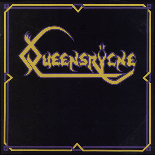 Queensrÿche by QUEENSRYCHE album cover