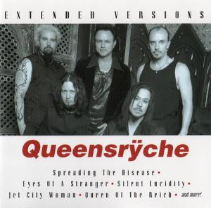 Queensr�che - Extended Versions CD (album) cover