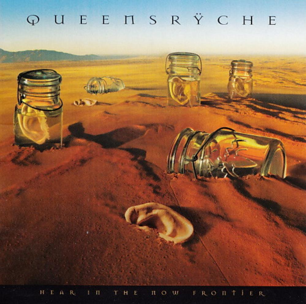 Queensrÿche - Hear In The Now Frontier CD (album) cover