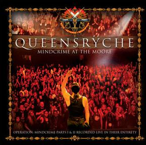 Queensr�che - Mindcrime at the Moore CD (album) cover