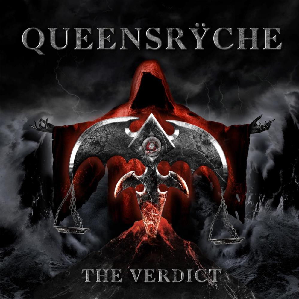 The Verdict by QUEENSRYCHE album cover