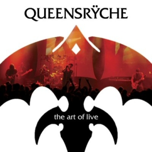 Queensrÿche - The Art Of Live CD (album) cover