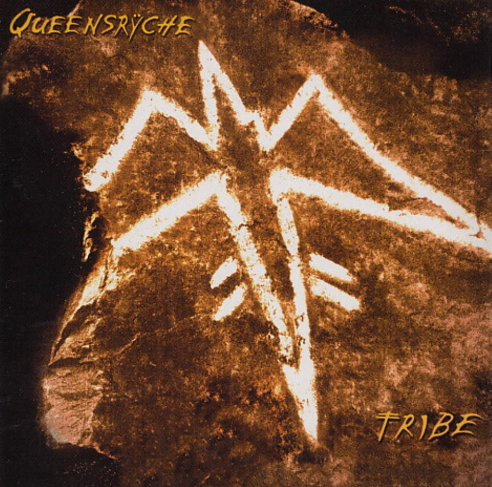 Queensrÿche - Tribe CD (album) cover