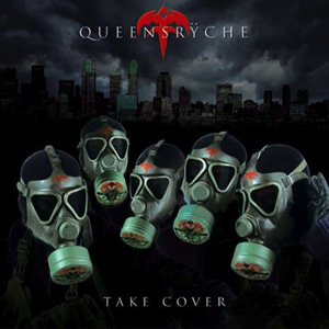Queensr�che - Take Cover CD (album) cover