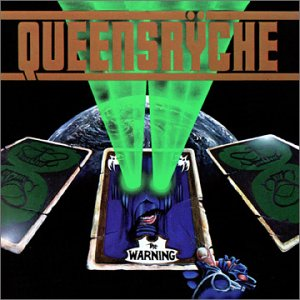 Queensr�che - The Warning CD (album) cover