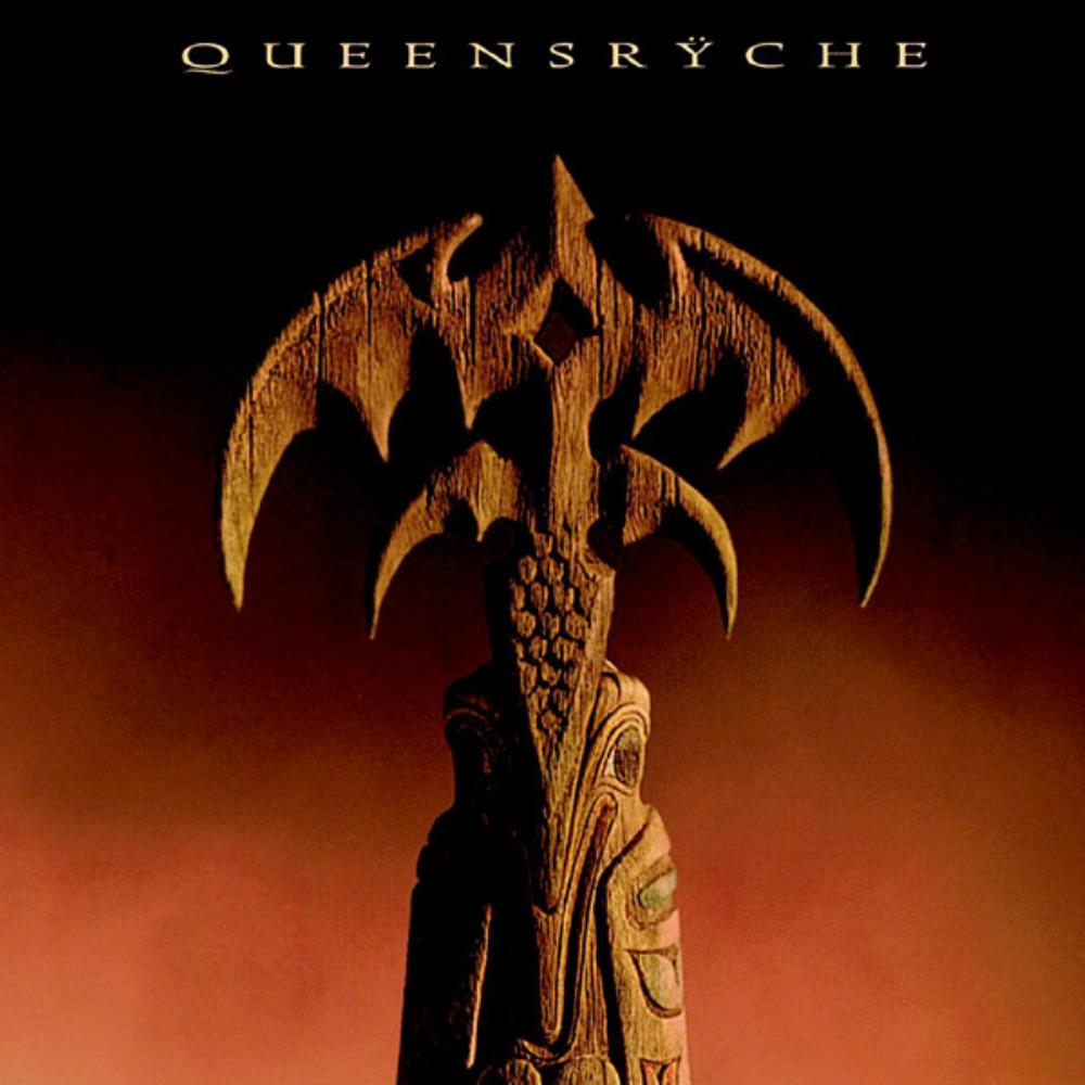 Promised Land by QUEENSRYCHE album cover