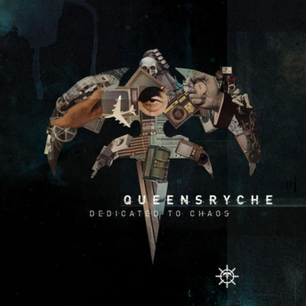 Queensrÿche - Dedicated To Chaos CD (album) cover