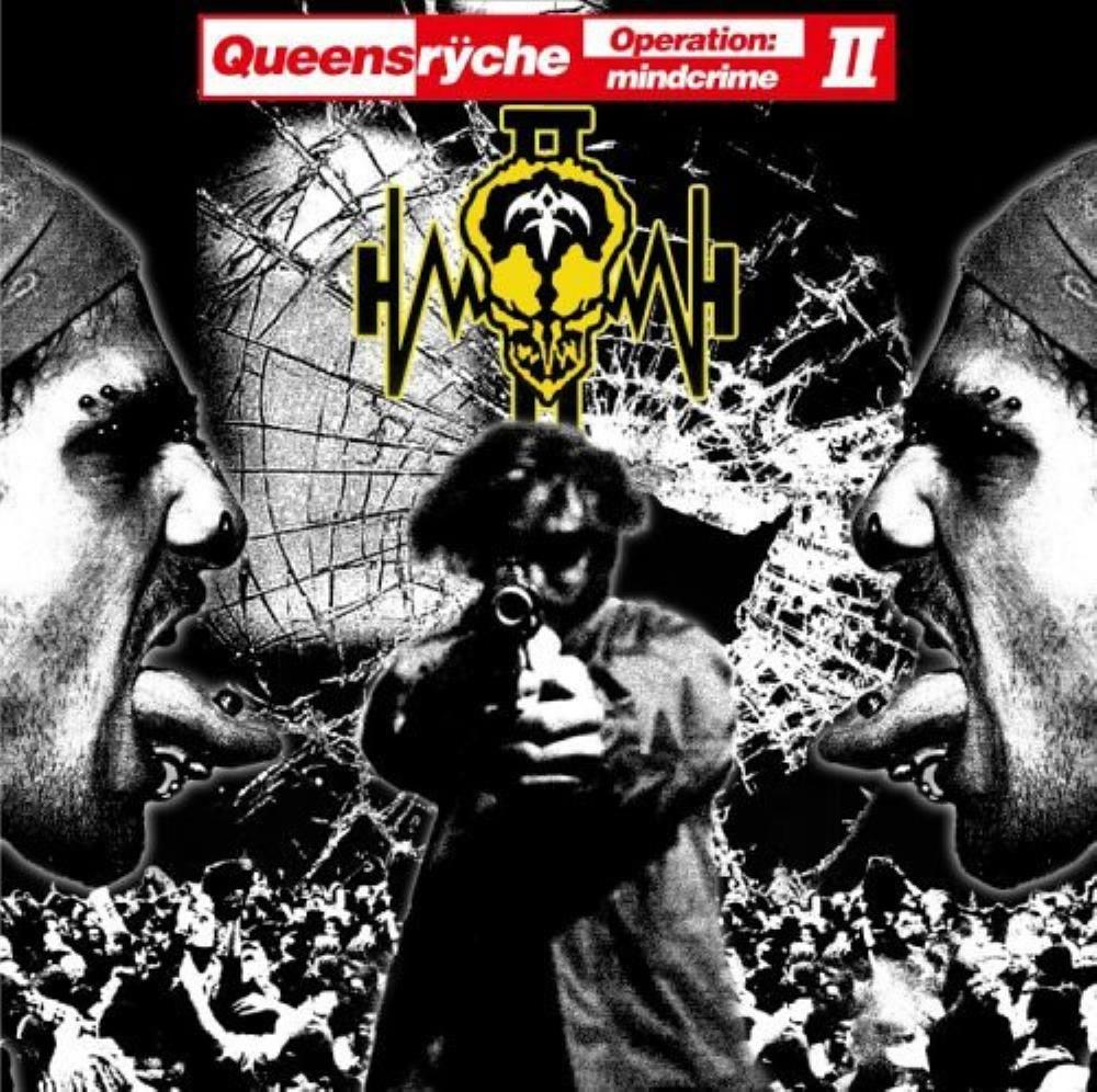 Queensrÿche - Operation : Mindcrime II CD (album) cover