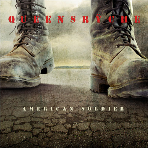 Queensr�che - American Soldier CD (album) cover