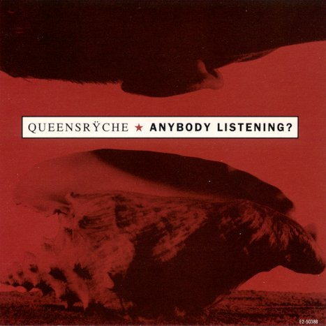 Queensrÿche - Anybody Listening? CD (album) cover