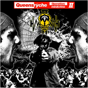 Queensr�che Operation : Mindcrime II album cover