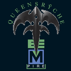 Queensrÿche - Empire CD (album) cover