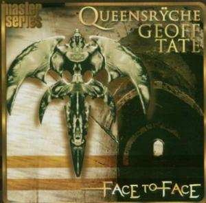 Queensr�che - Face To Face CD (album) cover