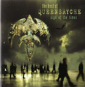 Queensr�che The Best Of Queensryche: Sign Of The Times album cover