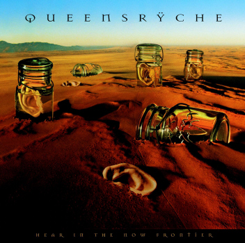 Queensr�che Hear In The Now Frontier album cover