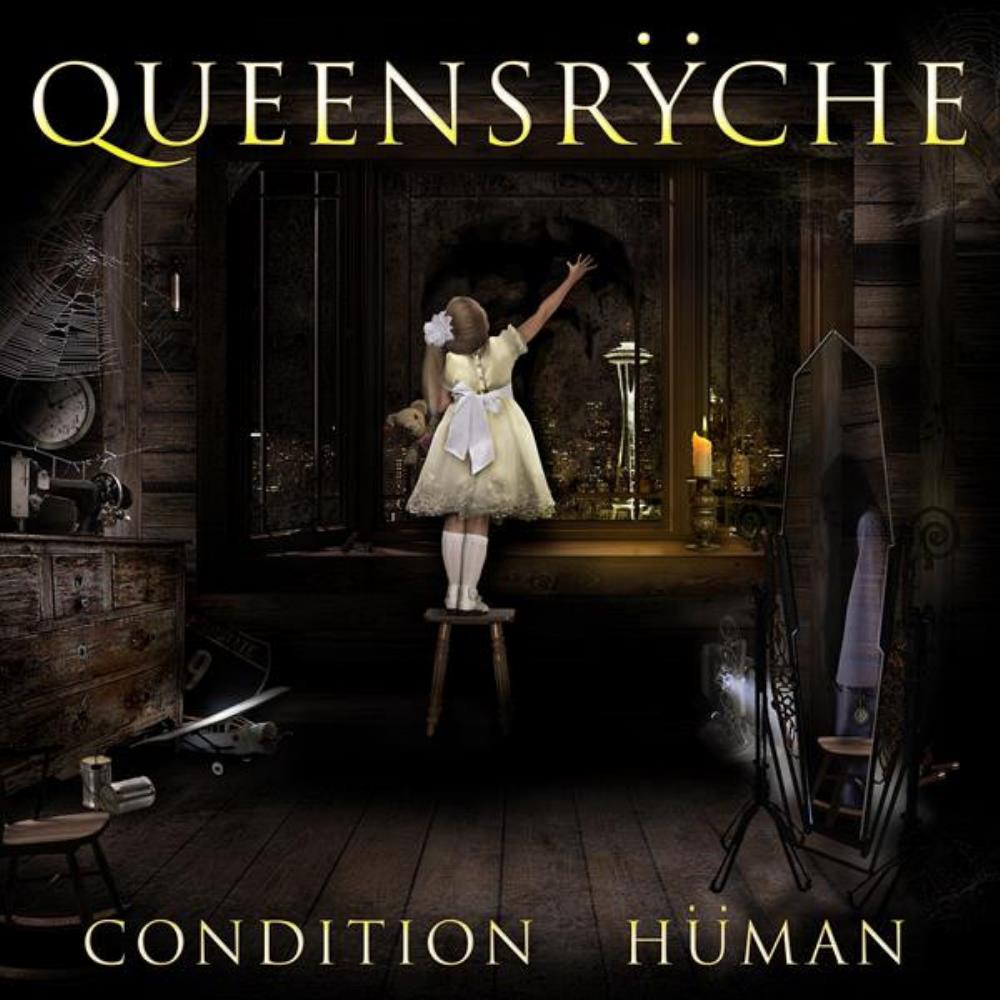 Queensrÿche - Condition Hüman CD (album) cover