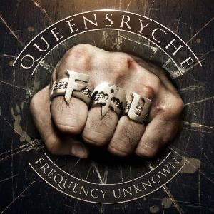 Queensr�che - Frequency Unknown CD (album) cover