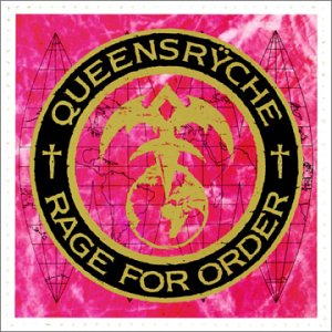 Queensr�che - Rage For Order  CD (album) cover