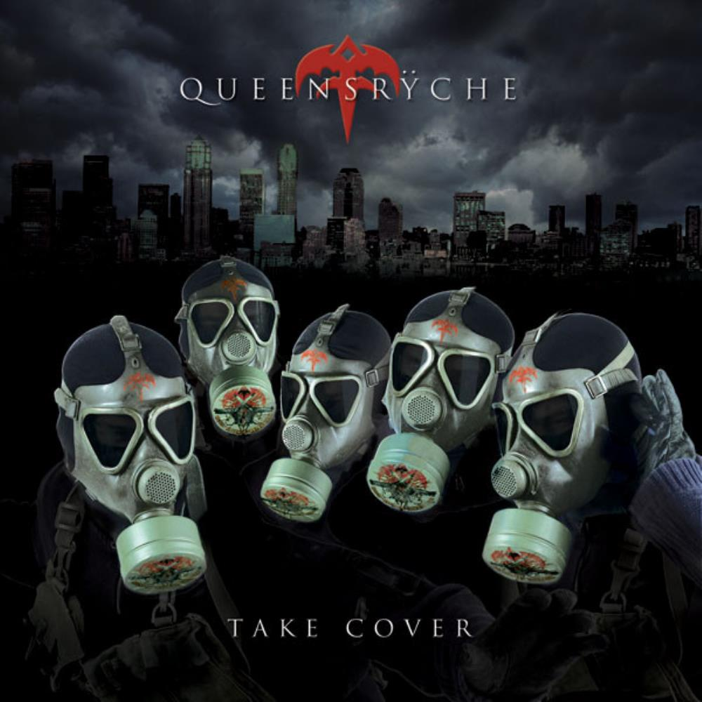 Queensrÿche - Take Cover CD (album) cover