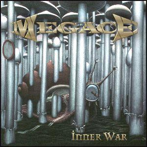 Inner War by MEGACE album cover