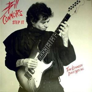 Step It by CONNORS, BILL album cover
