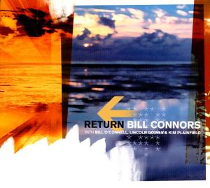 Bill Connors Return album cover