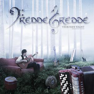 FreddeGredde - Thirteen Eight CD (album) cover