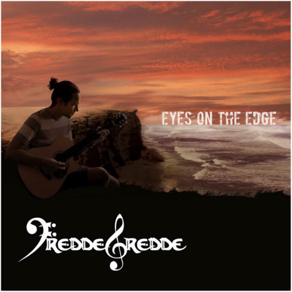 Eyes on the Edge by FREDDEGREDDE album cover