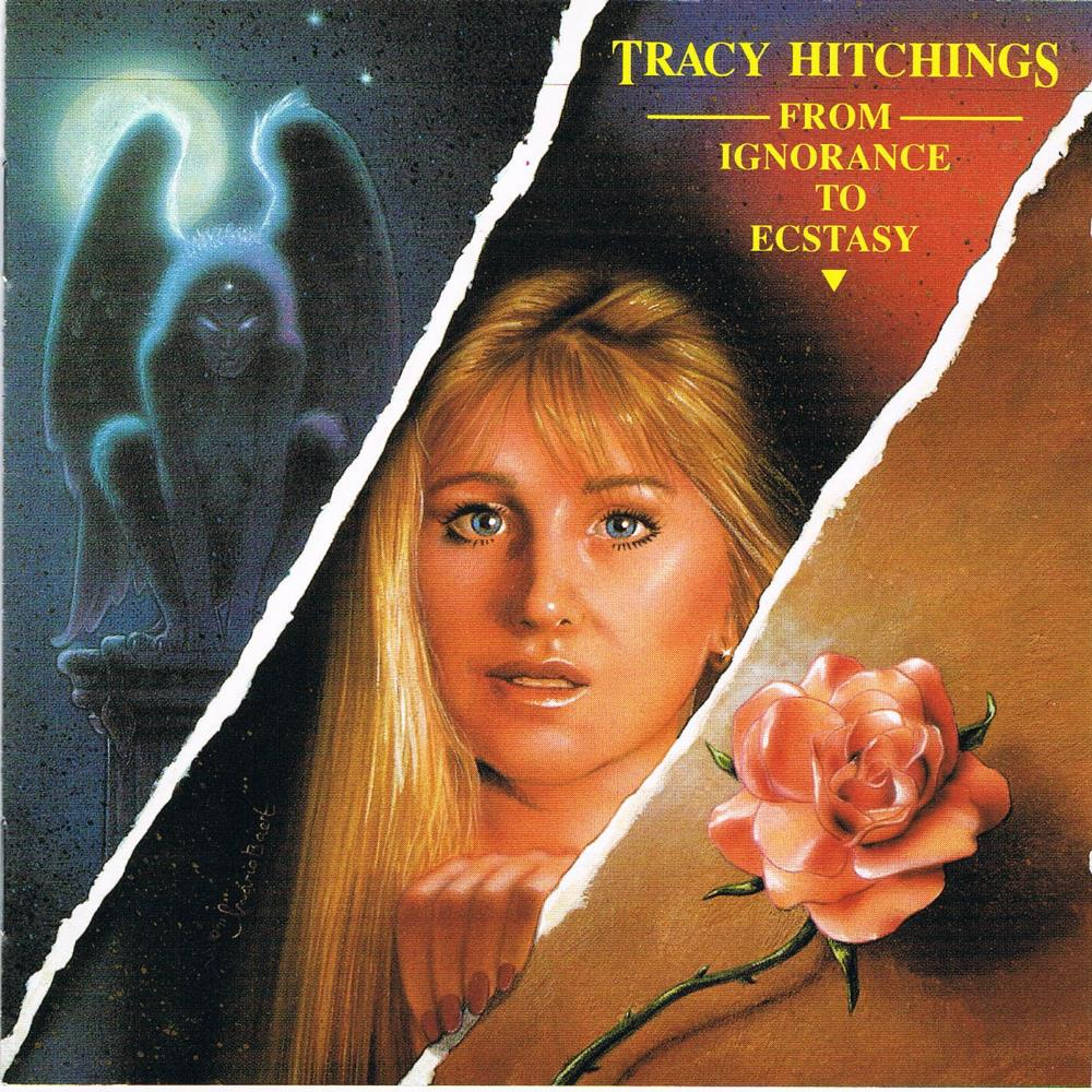 From Ignorance To Ecstasy by HITCHINGS, TRACY album cover