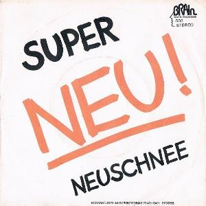 Super by NEU! album cover