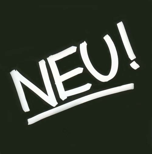 Neu! Neu! '75 album cover