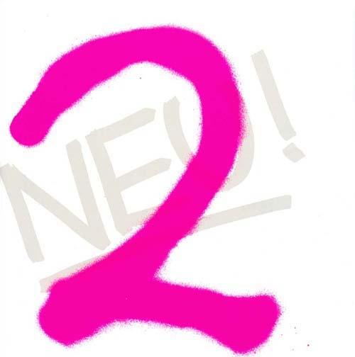 Neu! 2 by NEU ! album cover