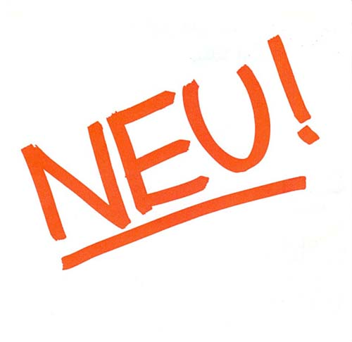 Neu! - Neu! CD (album) cover