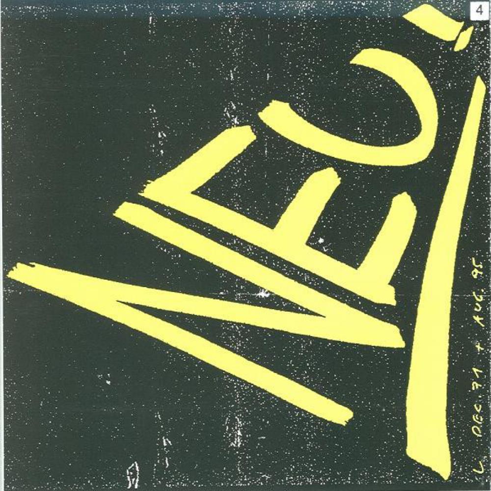 Neu! 4 by NEU ! album cover