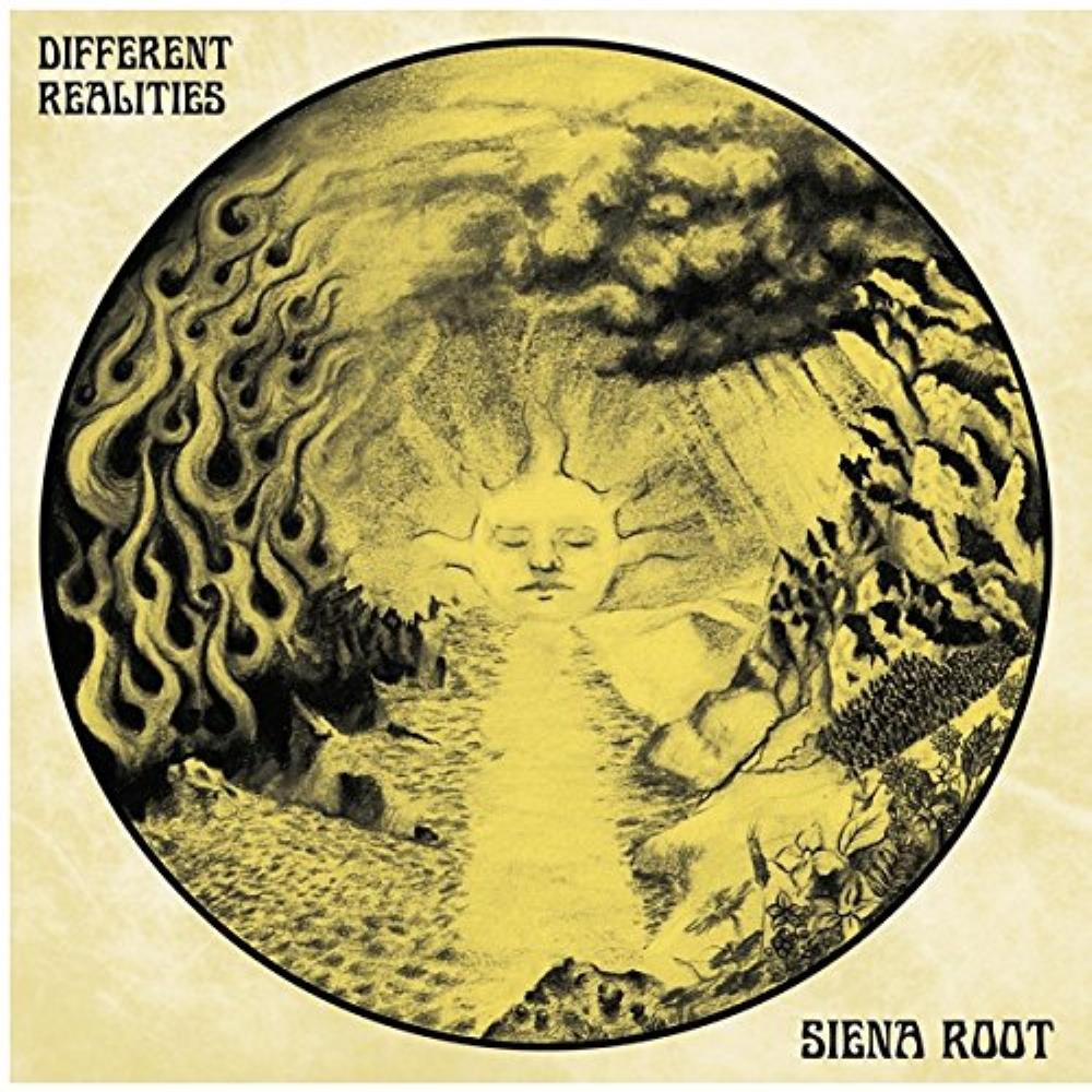Siena Root Different Realities album cover