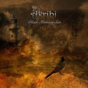 Black Morning Sun by AKRIBI album cover
