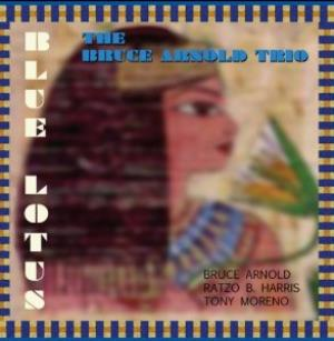 Bruce Arnold Blue Lotus album cover