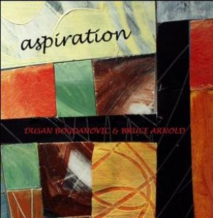 Bruce Arnold Aspiration  (with Dusan Bogdanovic) album cover