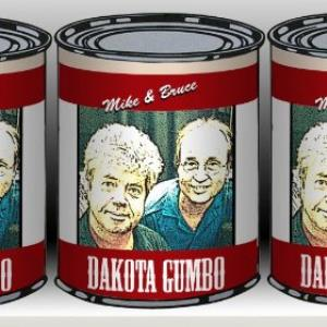 Bruce Arnold Dakota Gumbo  (with Mike Miller) album cover
