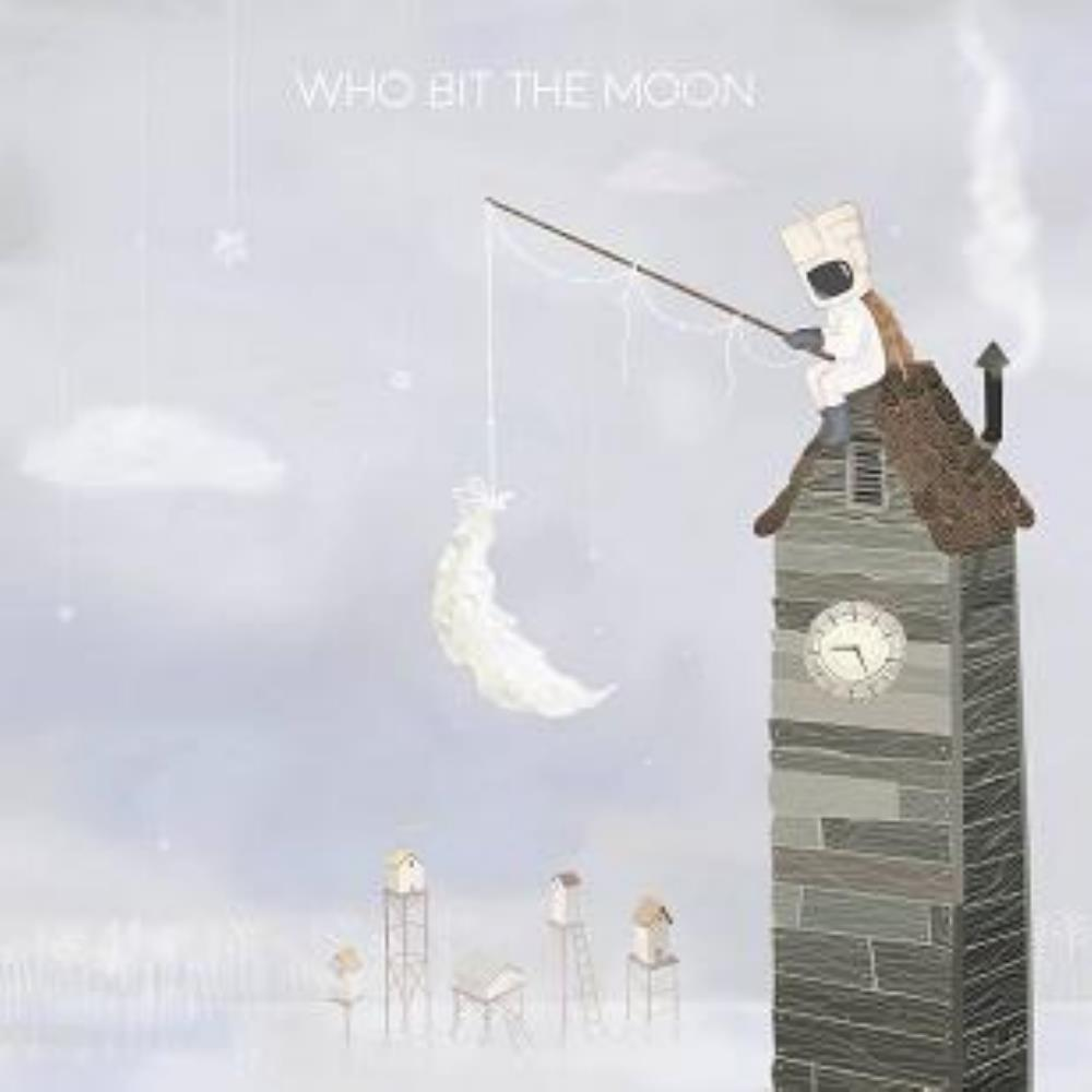 Who Bit The Moon by MICIC, DAVID MAXIM album cover