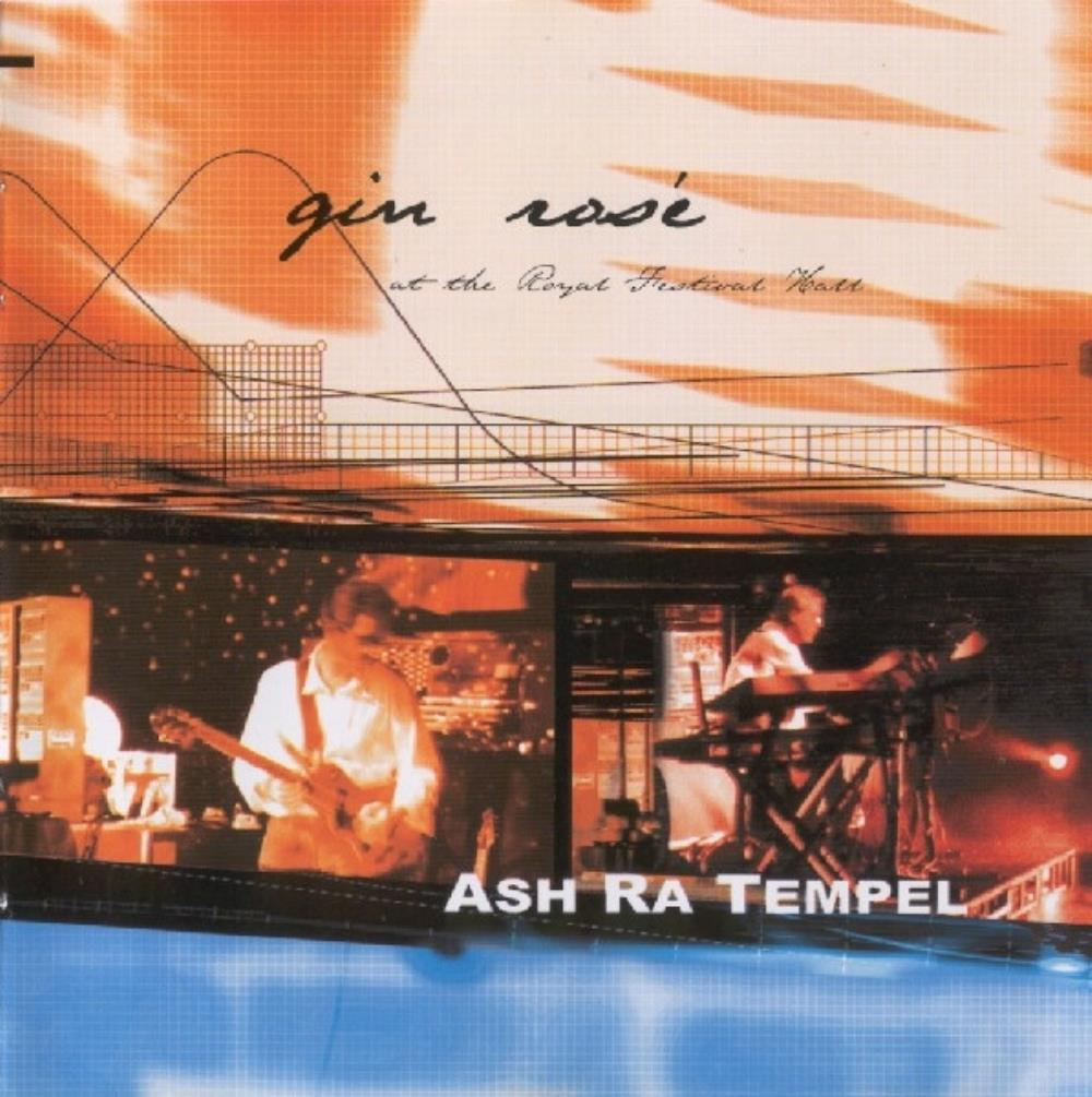 Ash Ra Tempel Gin Rosé at the Royal Festival Hall album cover