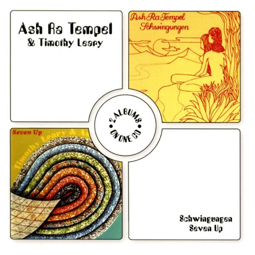 Ash Ra Tempel - Schwingungen / Seven-Up CD (album) cover